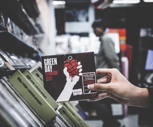 album and green day image