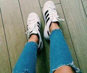 adidas, bff, and girl image