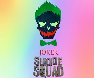 joker, suicide, and squad image