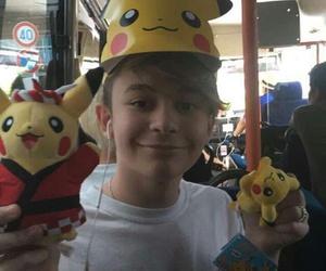 BAM, pikachu, and sweet image