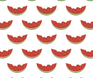 background, watermelon, and colors image
