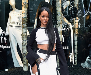 rihanna, fashion, and puma image