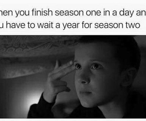 stranger things, eleven, and fandom image