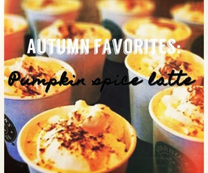autumn and latte image