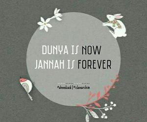 allah, destination, and hijab image