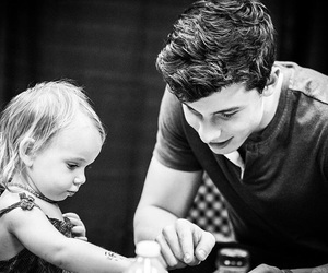 baby and shawn mendes image