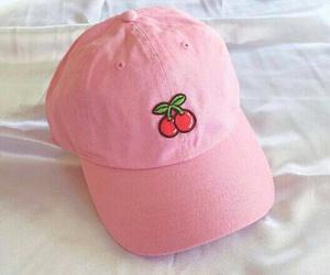 cap, grunge, and pastel image