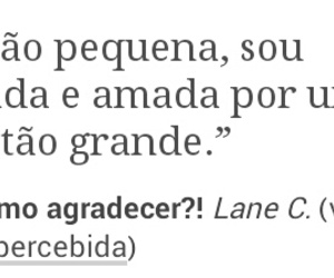 carinho, quotes, and agradecer image