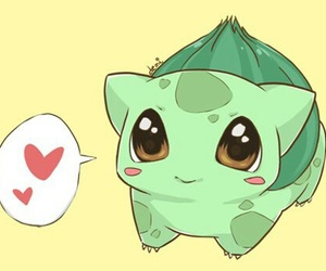 pokemon, bulbasaur, and anime image