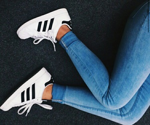 adidas, shoes, and beautiful image