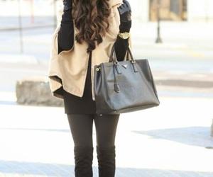 cold, fall, and fashion image
