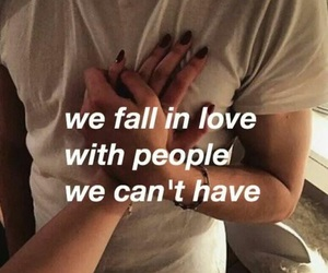 amour, heart, and sad image
