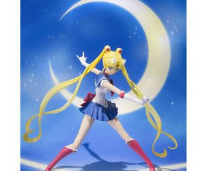 action figure, sailor moon, and sailor moon crystal image