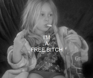 baby, cigarettes, and free image