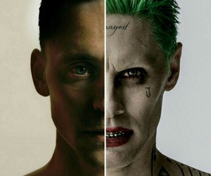 joker, mad, and jaredleto image