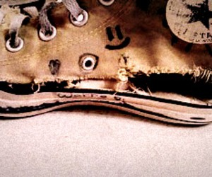 converse, dirty, and doodle image
