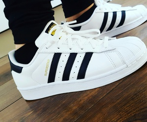 adidas, adidas originals, and superstars image