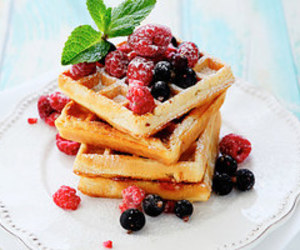 delicious, sweet, and food image