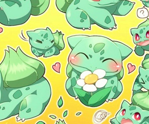 kawaii, pokemon, and wallpaper image