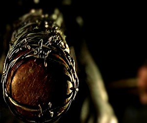 LUCILLE, zombies, and walkers image