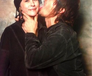 the walking dead, norman reedus, and caryl image