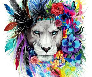 amazing, colors, and art image
