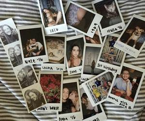 aesthetic, memories, and polaroid image