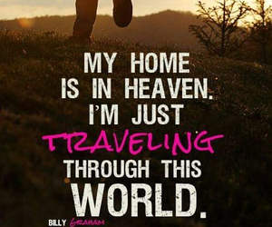 heaven, home, and quote image