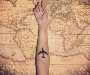 art, travel, and creative image