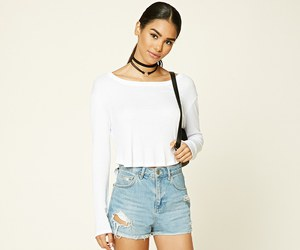 fashion, forever 21, and outfit image
