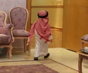 boy and saudi arabia image