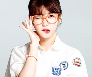iu, cute, and kpop image