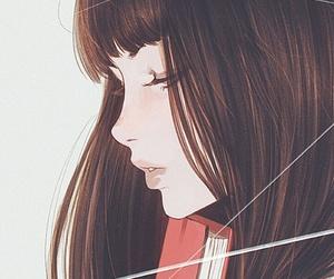 art, book, and anime image