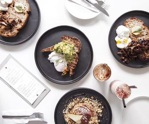 brunch, food, and delicious image