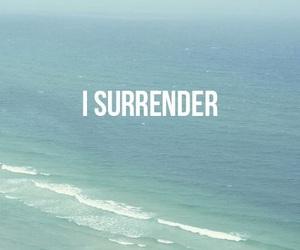 god, jesus, and i surrender image