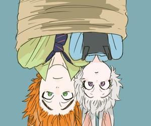 anime, disney, and draw image