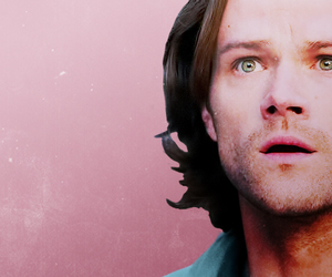 jared padalecki, sad, and sam winchester image