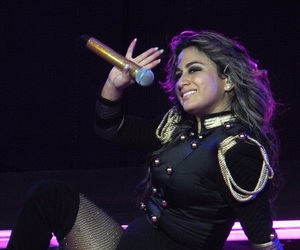 girl, ally brooke, and fifth harmony image