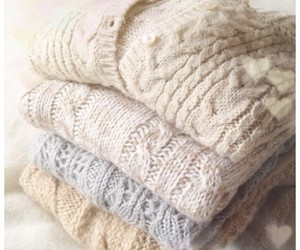 fashion, girly, and sweaters image