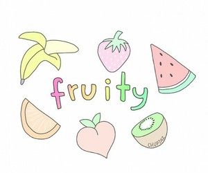 fruit, overlay, and fruity image