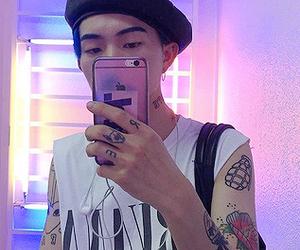 handsome, korean, and ulzzang boy image