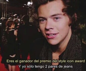 one direction español, Harry Styles, and one direction image