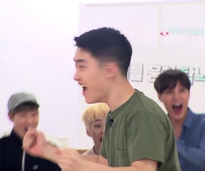 exo, do kyungsoo, and exo meme image