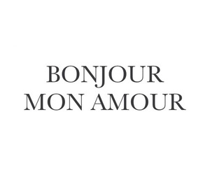 quotes, white, and mon amour image