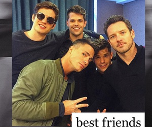 best friends, cast, and ethan image