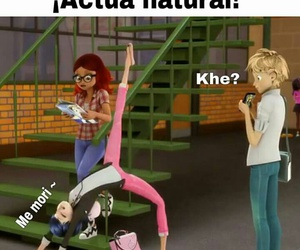 Adrien, meme, and alya image