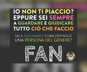 fan, italian, and quotes image