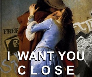 amor, art, and close image