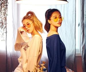 model, ulzzang, and chuu image