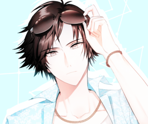 mystic messenger, game, and jumin image